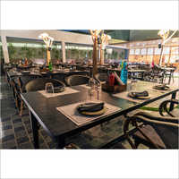 Open Terrace Cafe Designing Services
