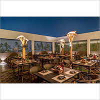 Terrace Restaurant Designing Services