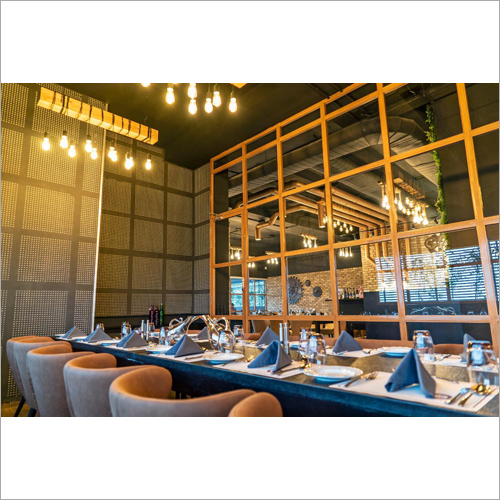 Restaurant Interior Designing Services