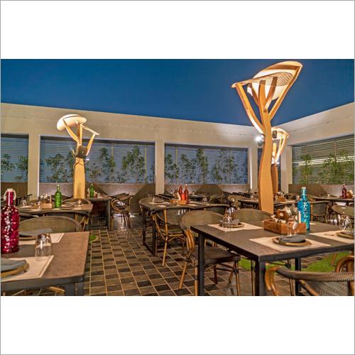 Terrace Restaurant Designing Services