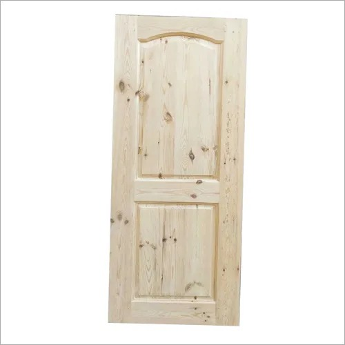 Solid Wooden Pine Door
