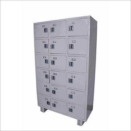 Stainless Steel Lockers
