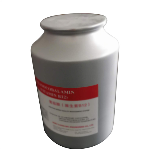 Vitamin B12 Cobalamin Solution