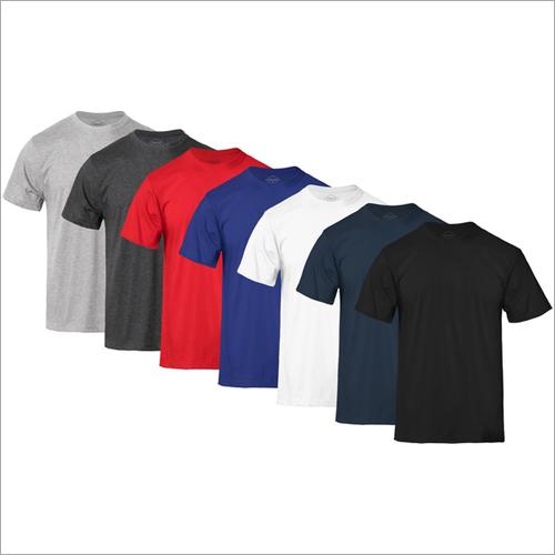 Mens Crew Neck T-Shirt