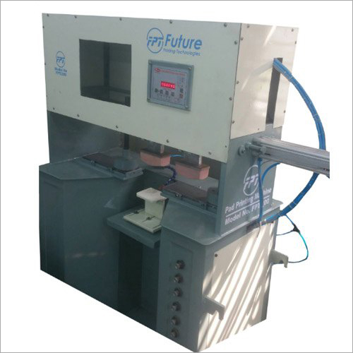 Industrial Double Color Pad Printing Machine