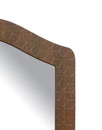 Designer Wood  Mirror