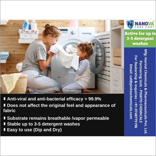 Anti Microbial Treatment For Fabric