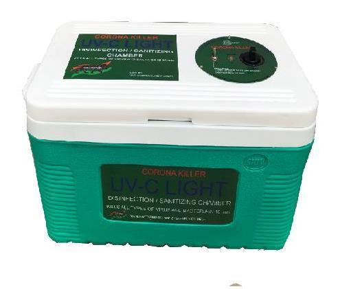 Uv-C  Sanitizing Chamber