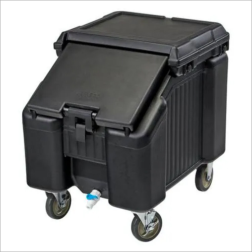 Cambro Ice Caddy - 125lb