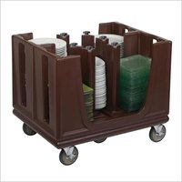 Cambro Adjustable Dish Caddy Adc33 Upto 360 Plates Rs. 42840.00++