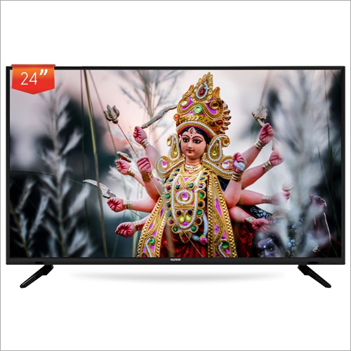24 Inch LED TV With Glass Protection