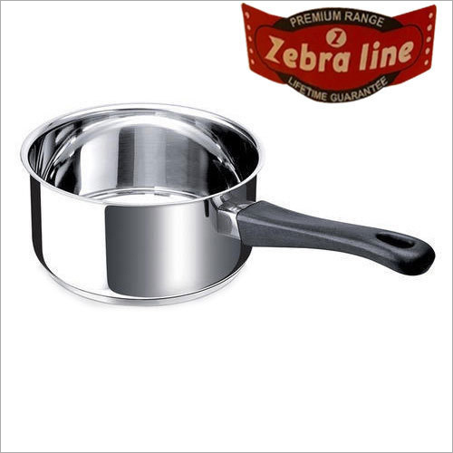 SS Polished Sauce Pan