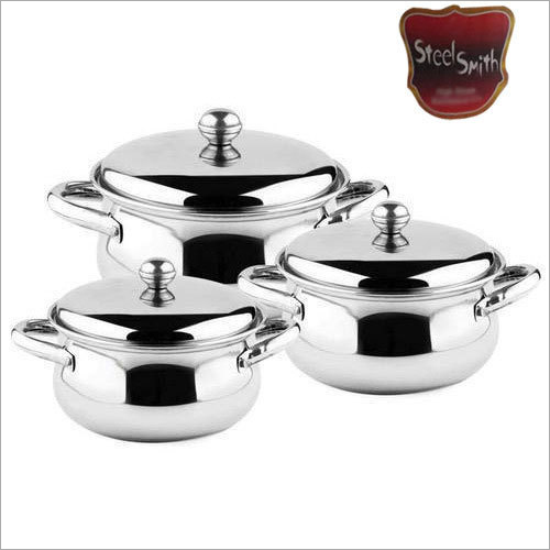 Stainless Steel Handi Set