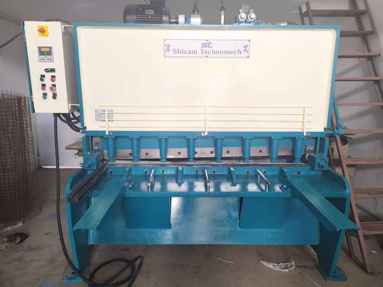 MS Sheet Shearing Machine