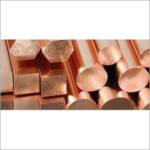 Copper Round Extrusion