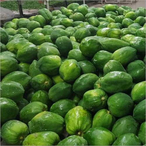 Fresh Green Pumpkin