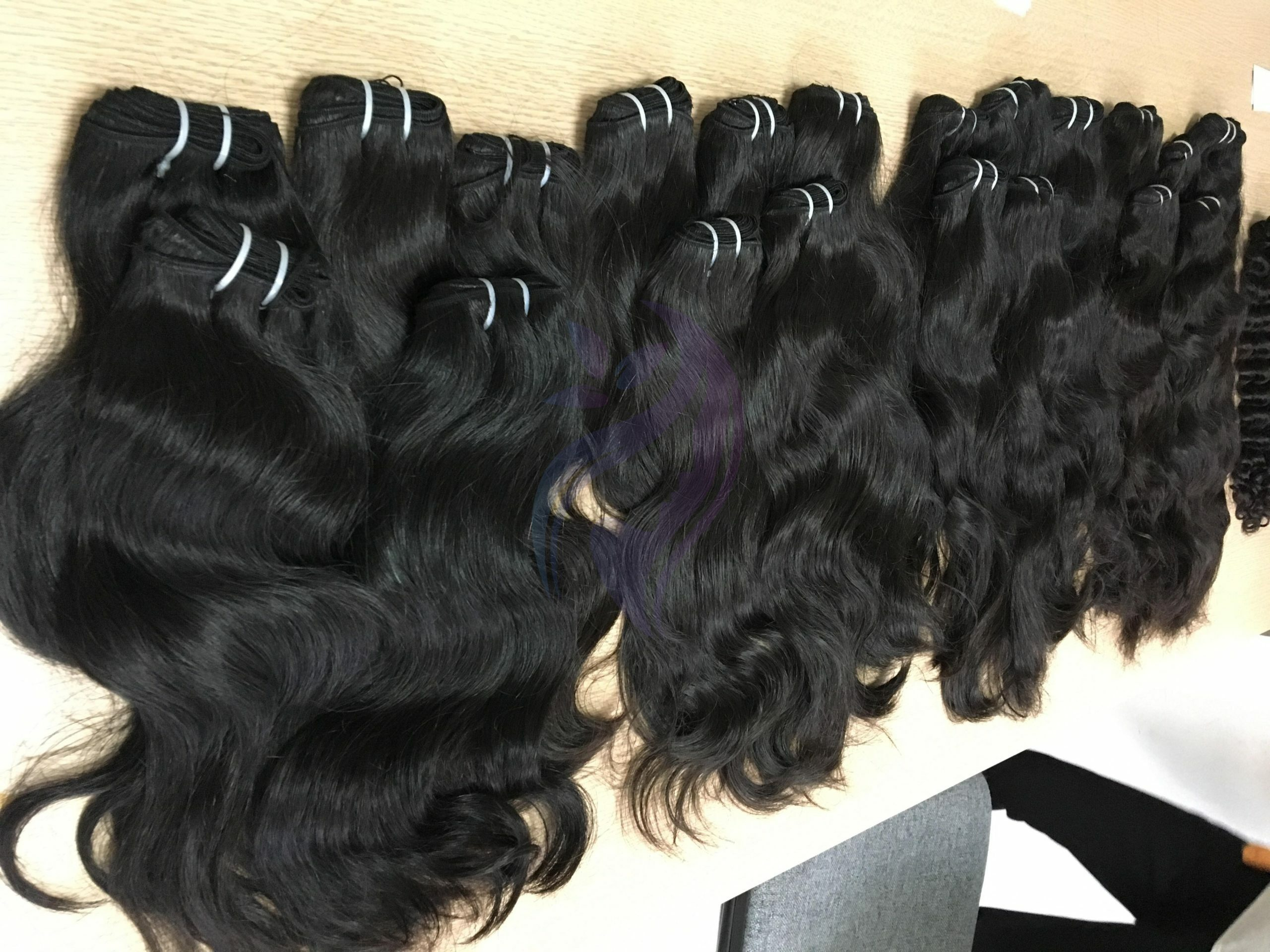 Double Machine Weft Virgin Hair
