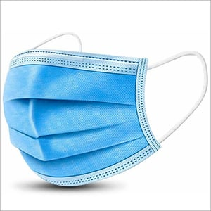 3 Ply Surgical Face Mask for Men Women Kids