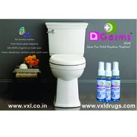 D Germs Toilet Seat Sanitizer