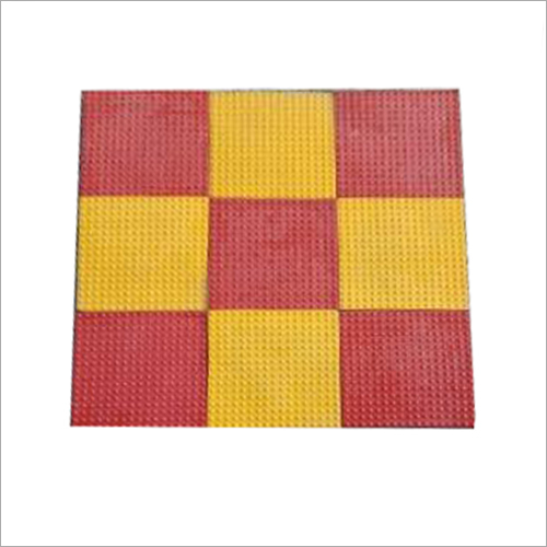 Floor Chequered Tile