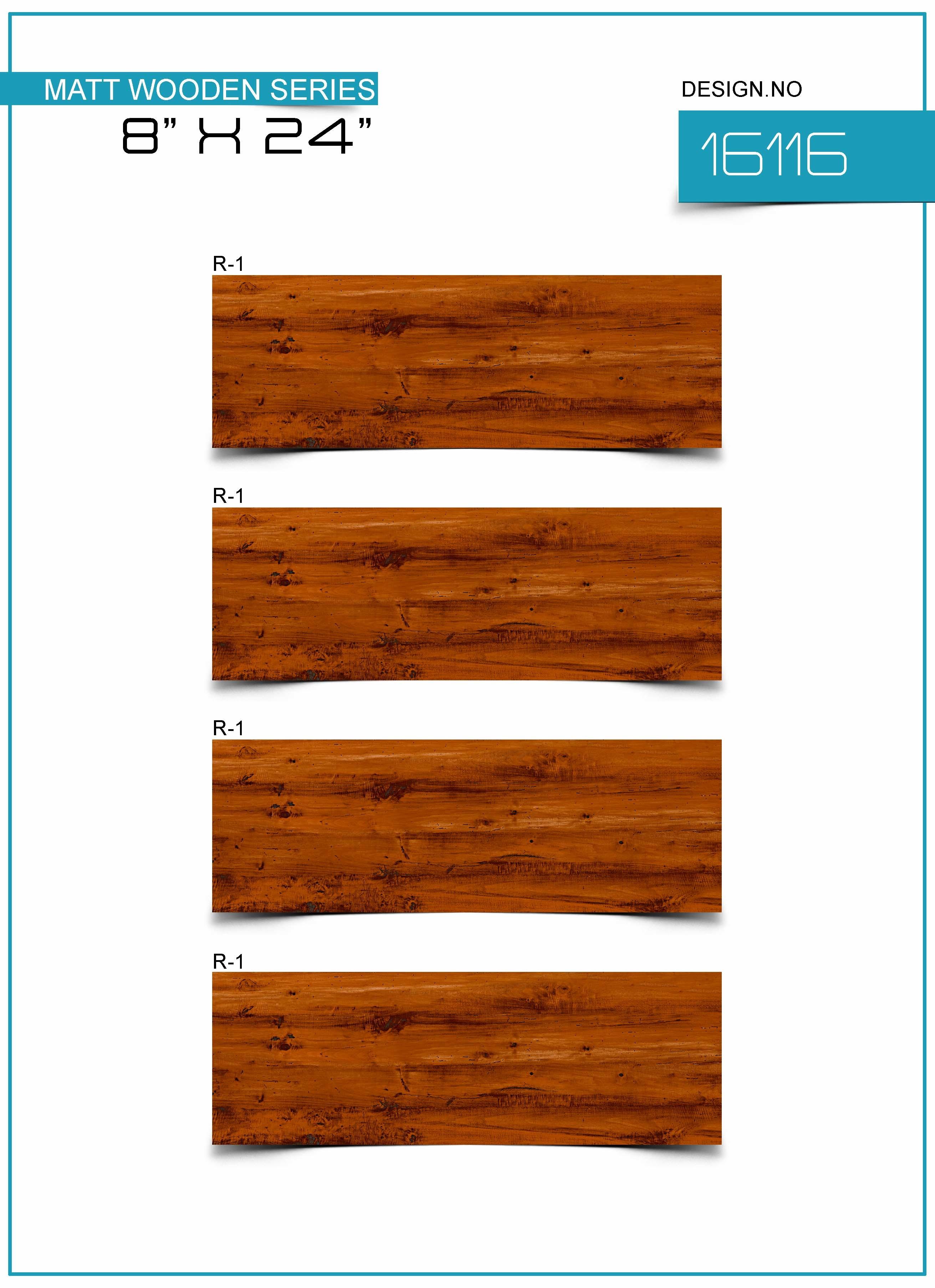 wooden strips tiles 200X600MM