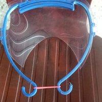 Plastic PET Face Shield