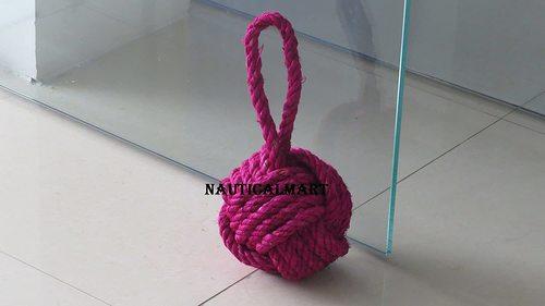 NauticalMart Knot Door Stopper