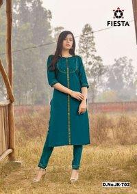 Mahal Designer kurti