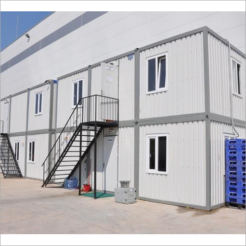 Prefabricated Steel Office Container
