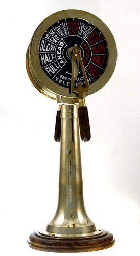 Ship Engine Telegraph 12