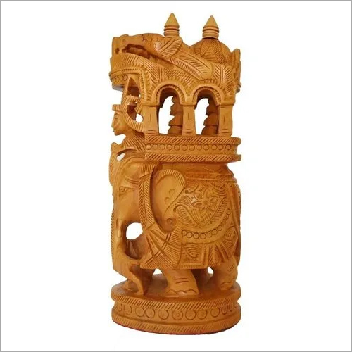 Wooden Ambabary carving