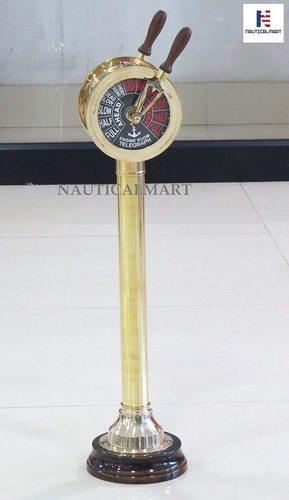 NauticalMart Brass Ship Telegraph Marine Collectible Nautical Decor