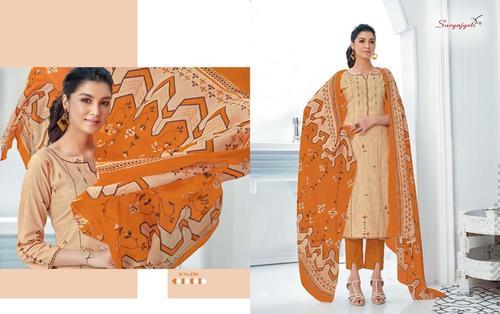 SURYAJYOTI dress