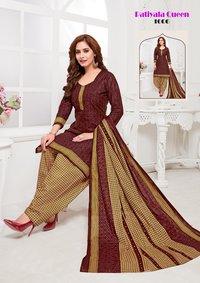 PATIYALA QWEEN dress