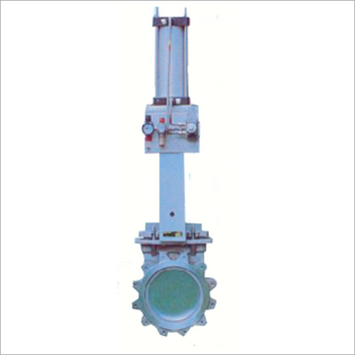Industrial Knife Edge Gate Valve