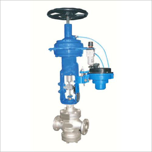 Robotrol Operated Pressure Control Valve