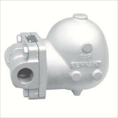 Cast Iron Float and Thermostatic Steam Trap