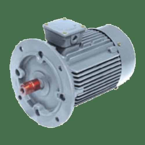 Siemens 1LA2 080-4NA81, 0.55KW 0.75HP 4P B5