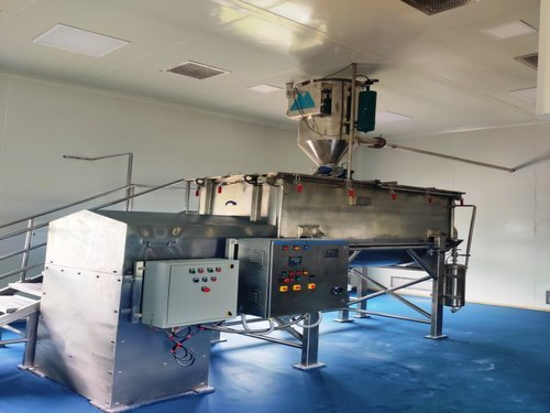 Stainless Steel Powder Transfer System