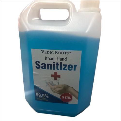5 Ltr Khadi Hand Sanitizer