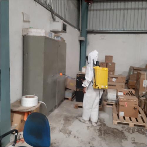 Office Sanitizer Sprayer Services