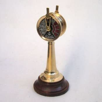 Brass Telegraph - Nautical
