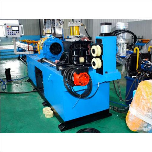 WXC130CA  Round Tool Steel  Bar Peeling Machine