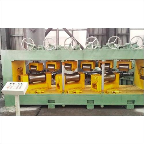 Vertical Multi-Roll Straightening Machine