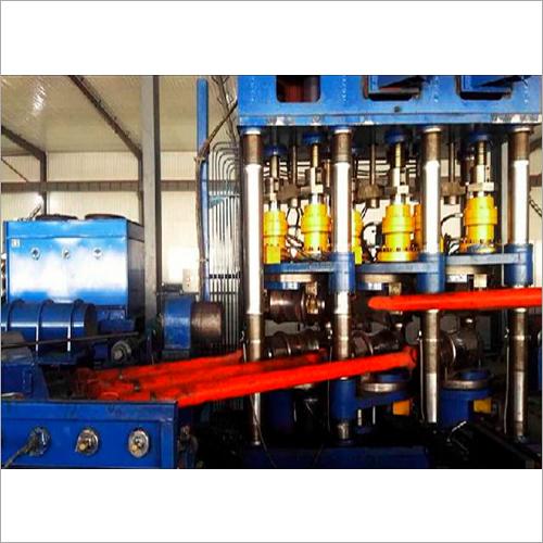 Automatic Vertical Multi-Roll Straightening Machine