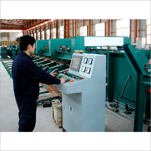 Double Chain Cold Drawing Machine