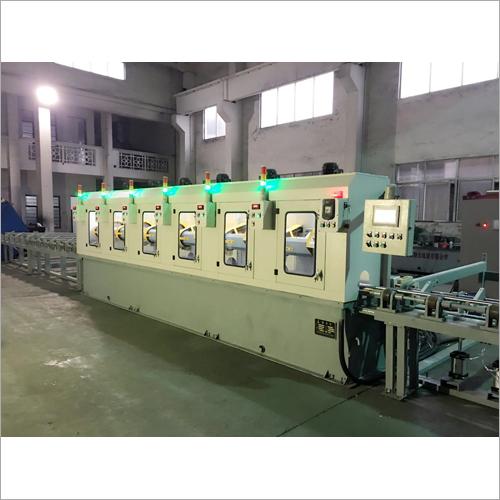 Steel bar Polishing  Machine