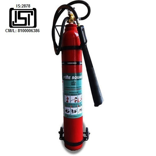 CO2 Type Fire Extinguishers 6.5kgs