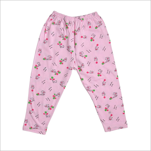 Printed Baby Cotton Pajama