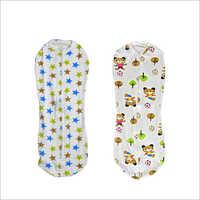 Printed Baby Swaddle Pod
